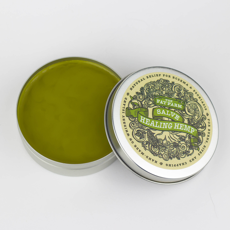 Cbd Hemp Salve 3.0oz