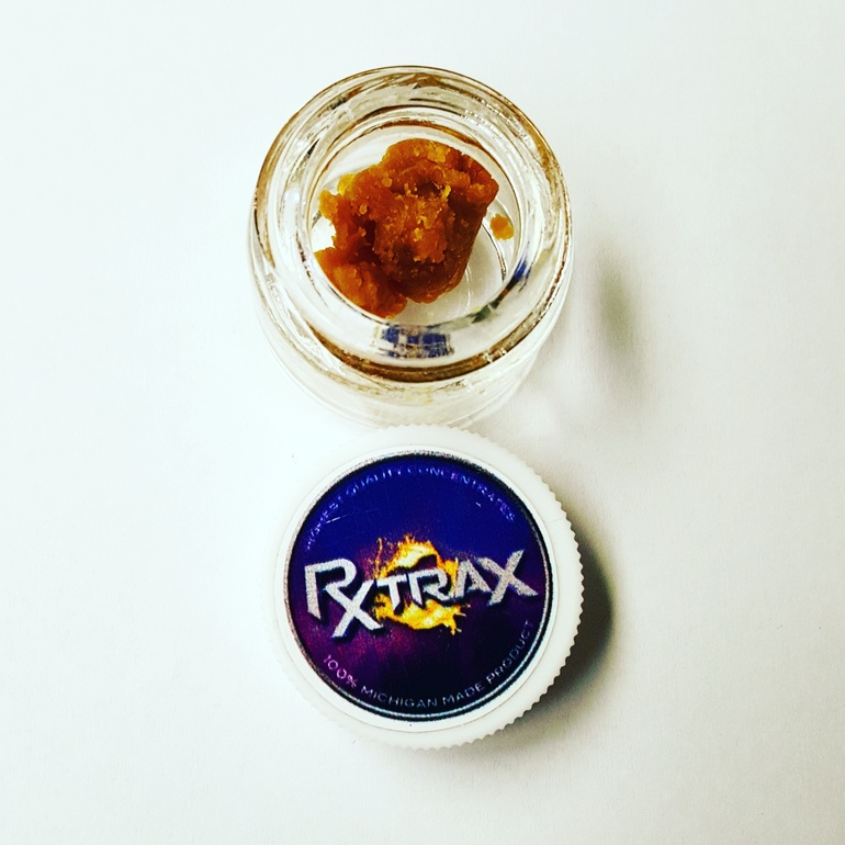 Santa Cruz Blue Dream Cured Resin