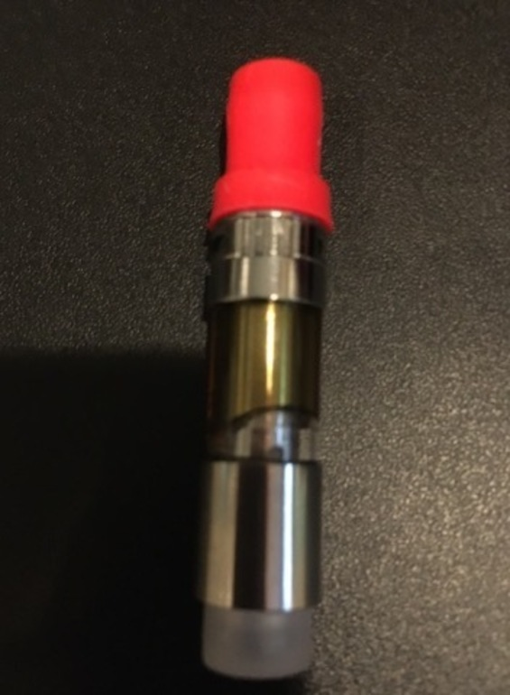 Glass God Mango Kush Terpene Cartridge