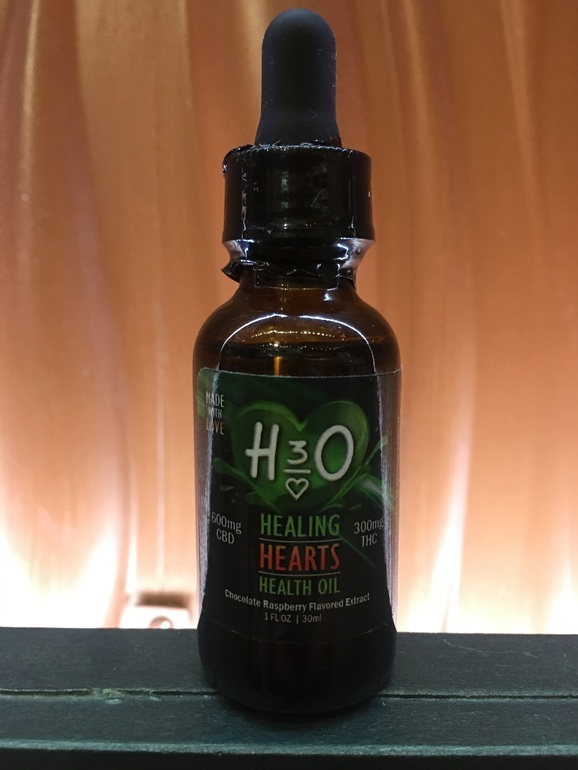 H3o (healing Hearts Health Oil) Gold Label 1g