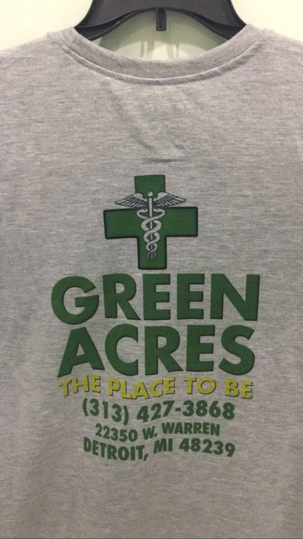 Green Acres T-shirt