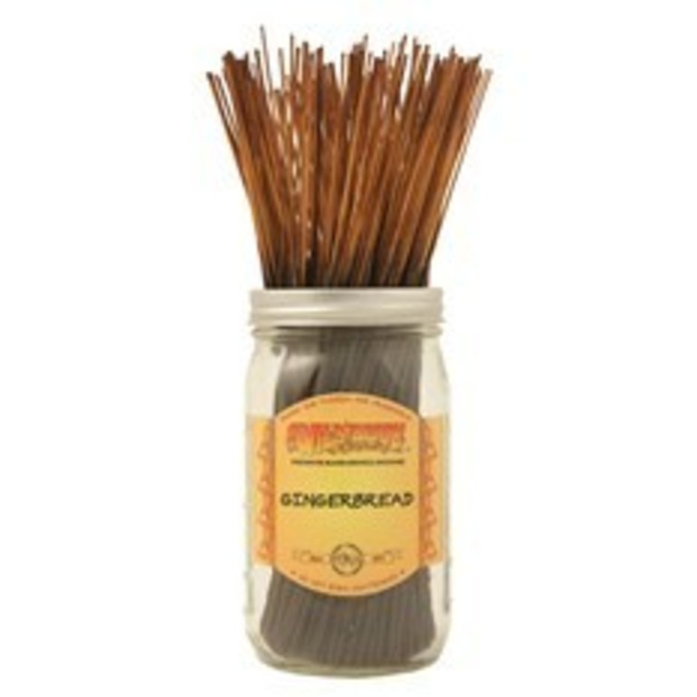 Wildberry Incense Gingerbread