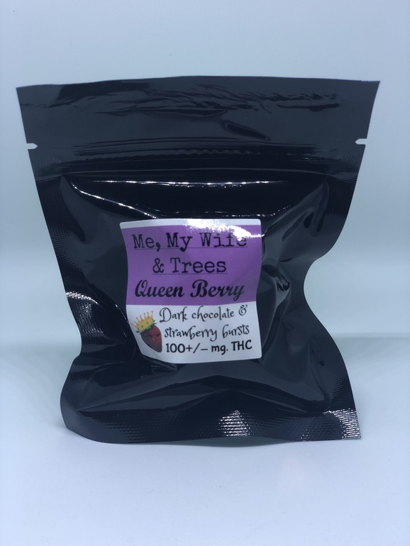 Queen Berry 100+/-mg Thc