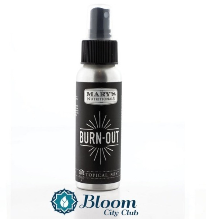 Topical - Burn Out Mist - Mary\'s Nutritionals