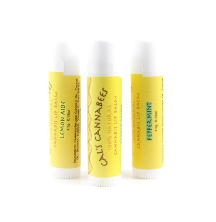 Topical - Lip Balm (thc) Cal\'s Cannabees