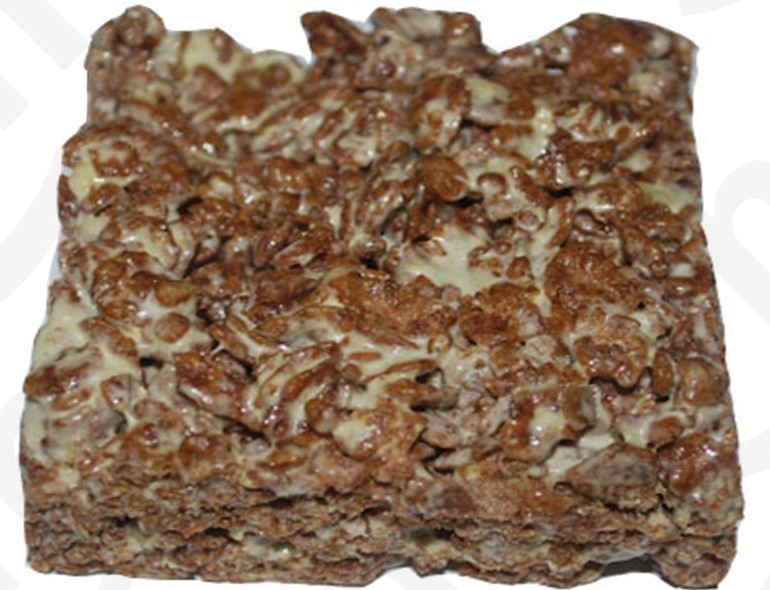 Detroit Fudge Company 100 Mg Chocolate Krispy Treat
