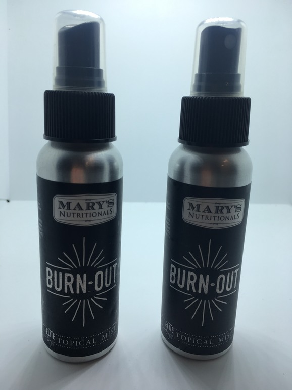 Mary\'s Burn-out Topical Mist