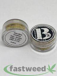 Blank Crumble - Thin Mint Crumble