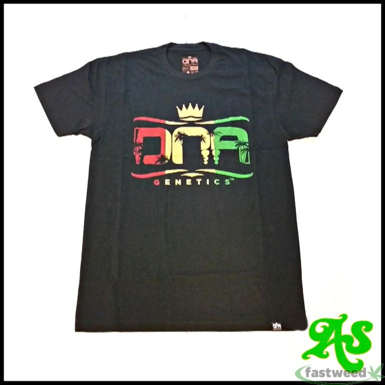 Dna Genetics Apparel - Rasta Tee