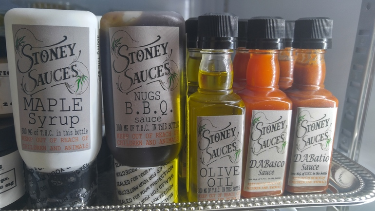 Looking for Chef Nugs Stoney Sauces 60ml/300mg near Lumberton, NC, 28358, US