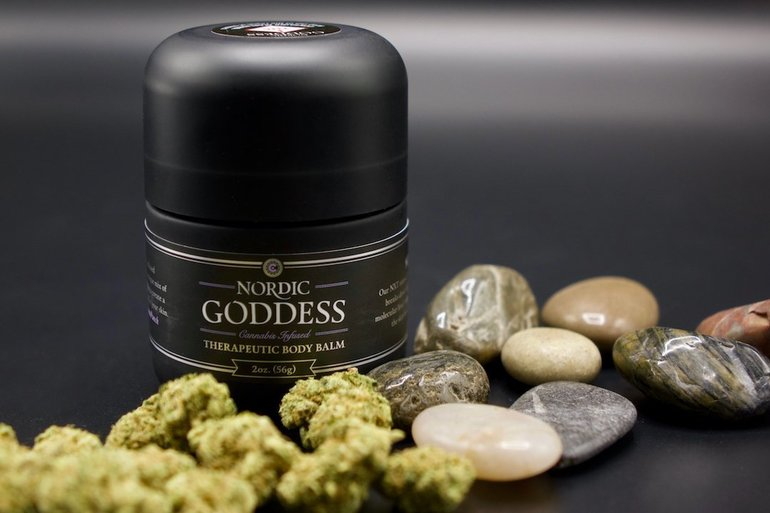 Looking for Nordic Goddess Body Balm near Marlton, NJ, 08053, US