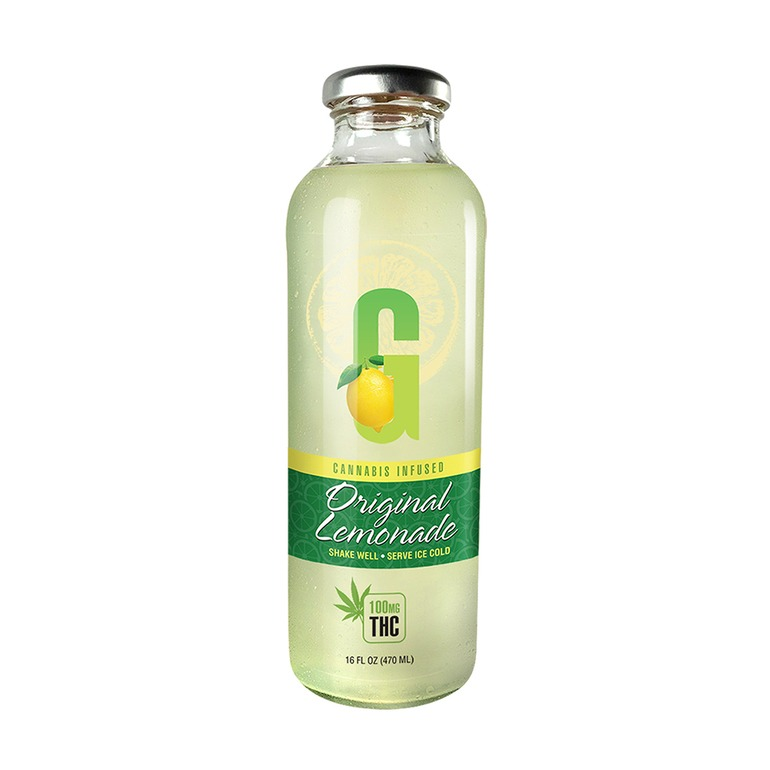 G Drinks Lemonade - Original
