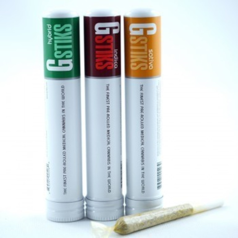 G Stick Assorted Flavor